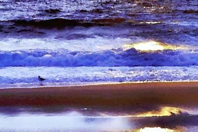 Photograph - Soft Sunrise by Kim Bemis