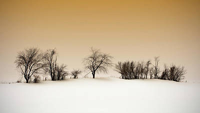 Photograph - Soft Sunset by CA Johnson
