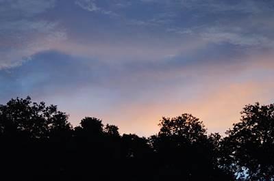 Photograph - Soft Sunset by Warren Thompson