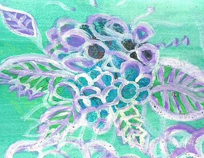 Softly And Tenderly Art Print by Anne-Elizabeth Whiteway