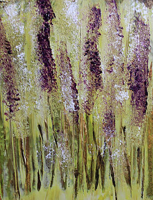 Painting - Softly Swaying by April Burton