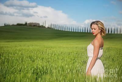 Photograph - Sogno Toscana by Evelina Kremsdorf