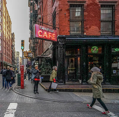 Photograph - Soho Afternoon by Jeffrey Friedkin