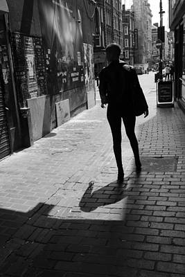 Photograph - Soho Chic by Lee Fennings