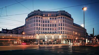 Berlin Photograph - Soho House Berlin by Alexander Voss
