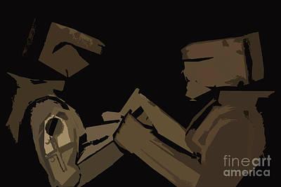 Digital Art - Sokem by Kim Henderson