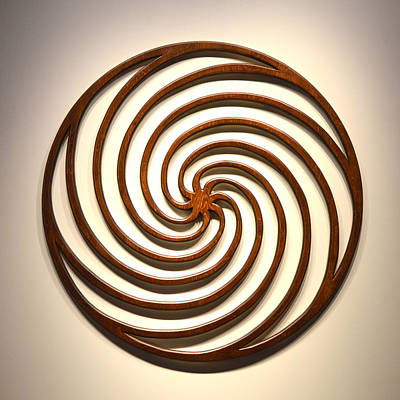 Sculpture - Sol In Motion by Matthew Ridgway