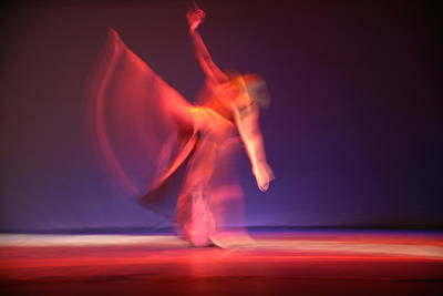 Photograph - Solace Dancer 1 by Emery Graham