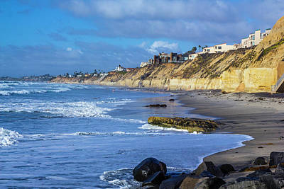 Photograph - Solana Beach by Randy Bayne