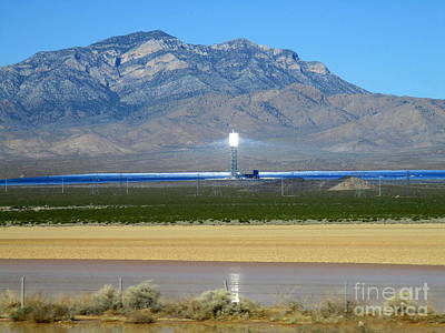 Photograph - Solar 1 by Randall Weidner