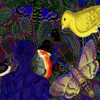 Solar Bird Original by Joseph Mosley