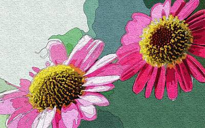 Solar Flowers Original