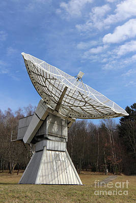 Photograph - Solar Flux Monitor Focus To The Sky by Michal Boubin