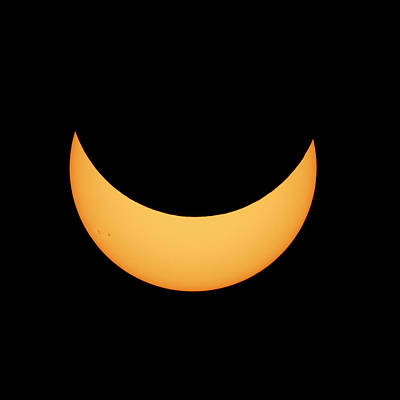 Photograph - Solar Smile by Jonathan Davison