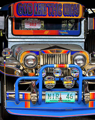 Jeep Photograph - Sold by Betsy Knapp