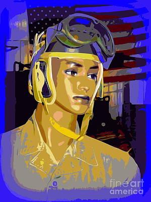 Photograph - Soldier Boy Blues by Ed Weidman
