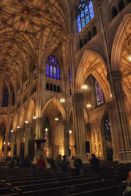 Archdiocese Photograph - Solemnity by Jessica Jenney