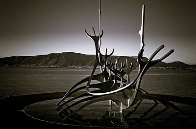 Photograph - Solfar - Sun Voyager by Anthony Doudt