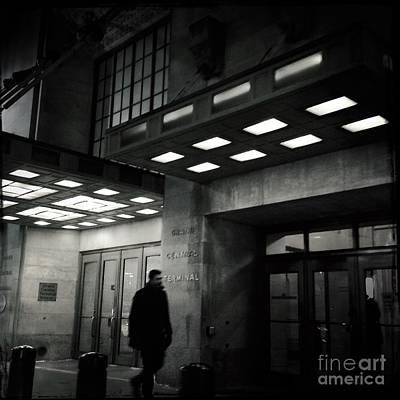 Photograph - Solitary Man by Miriam Danar