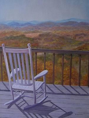 Solitude Original by Betty Henderson
