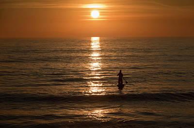 Photograph - Solitude by Dennis Reagan