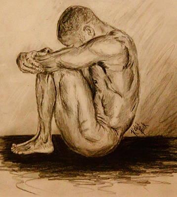Basic Drawing - Solitude by Kelci Pauk