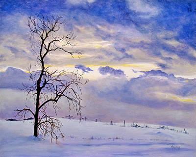 Painting - Solitude by Marina Petro