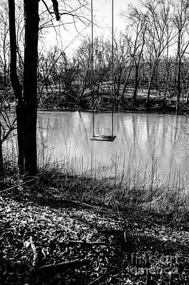 Photograph - Solitude  by Mary Carol Story