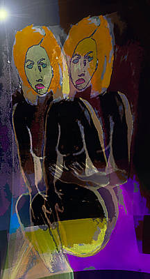 Solo Show Art Print by Noredin Morgan