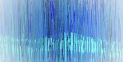 Painting - Solsticio De Invierno by Made by Marley
