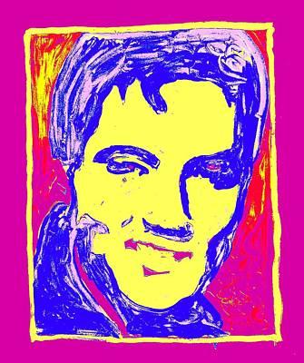 Painting - Soma Elvis by Neal Barbosa