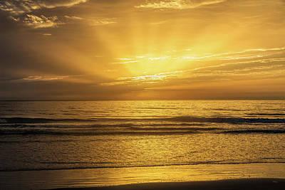 Photograph - Some Golden Daybreak by John M Bailey