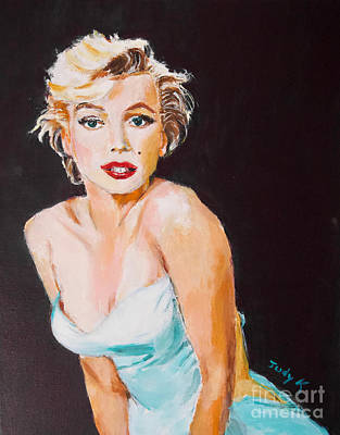 Painting - Some Like It Hot by Judy Kay