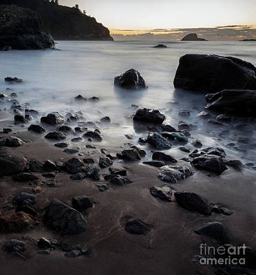 Photograph - Some Rocks by Mark Alder