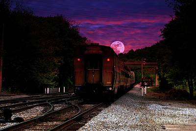 Photograph - Someone Said Goodbye II by Rick Lipscomb