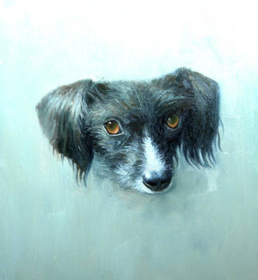 Painting - Someones Pet by Mel Greifinger