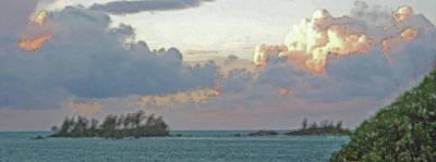 Digital Art - Somerset Islands Bermuda by Ian  MacDonald