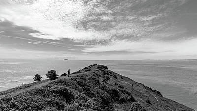 Photograph - Somerset Seascape B by Jacek Wojnarowski