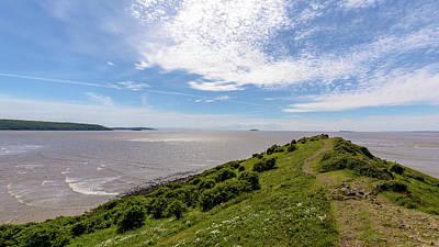 Photograph - Somerset Seascape C by Jacek Wojnarowski