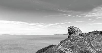 Photograph - Somerset Seascape D by Jacek Wojnarowski