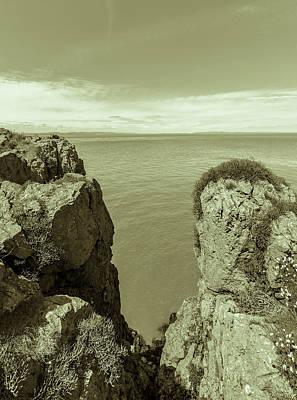 Photograph - Somerset Seascape F by Jacek Wojnarowski