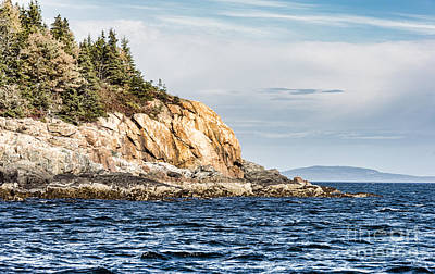 Photograph - Somes Sound by Anthony Baatz