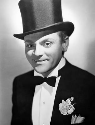 Lapel Photograph - Something To Sing About, James Cagney by Everett