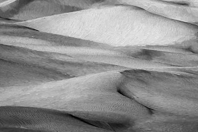 Death Valley Digital Art - Sometimes II by Jon Glaser
