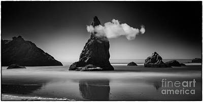 Ebbtide Photograph - Sometimes You Can Touch Heaven by James A Crawford