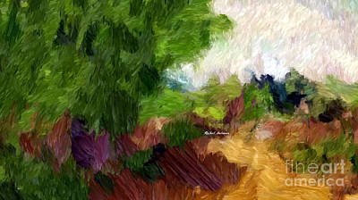 Digital Art - Somewhere In Lala Land by Rafael Salazar