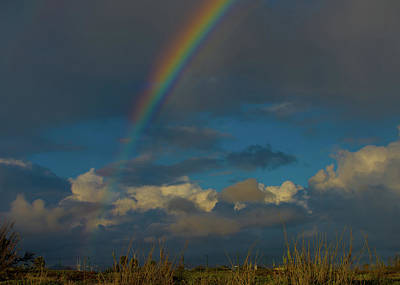 Photograph - Somewhere Over The Rainbow by John Hembree
