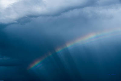 Photograph - Somewhere Over The Rainbow by Mick Anderson