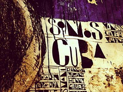 Photograph - Somos Cuba Havana by Funkpix Photo Hunter