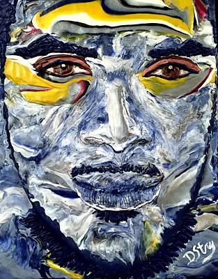 Mixed Media - Son by Deborah Stanley